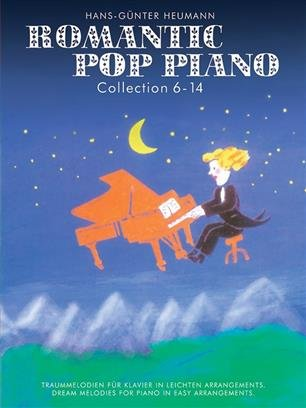 Romantic Pop Piano Collection 6-14