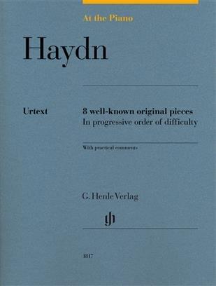 At The Piano - J. Haydn
